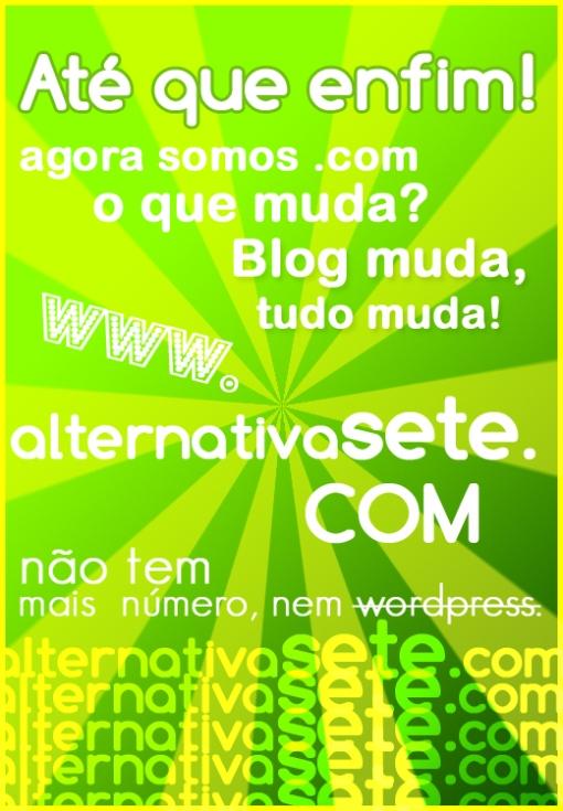 ALTERNATIVA SETE . COM
